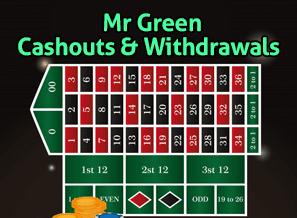 Mr Green Cashouts & Withdrawals bestspokersites.com